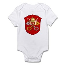 Vatican City Coat of Arms Infant Bodysuit