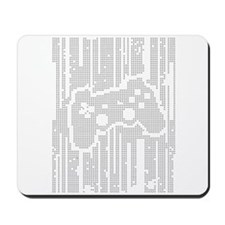 Dot Matrix Pad Mousepad