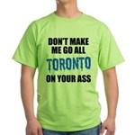 Toronto Baseball Green T-Shirt