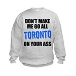 Toronto Baseball Kids Sweatshirt
