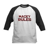 macey rules Tee