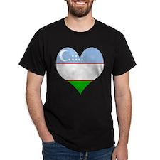 I Love Uzbekistan T-Shirt