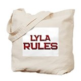 lyla rules Tote Bag