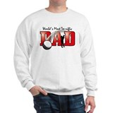 Tee-riffic Dad Sweatshirt