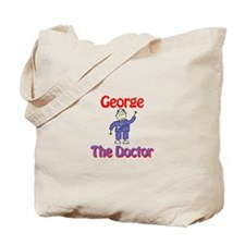 George - The Doctor Tote Bag
