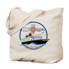 Podcast Cruise Tote Bag