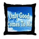 Positive Affirmation Throw Pillow