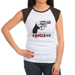 Revolver Women's Cap Sleeve T-Shirt