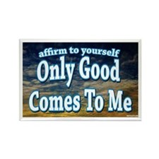 Positive Affirmation Rectangle Magnet