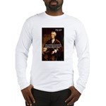 Philosophy John Locke Long Sleeve T-Shirt