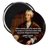 Philosophy John Locke Magnet