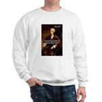 Philosophy John Locke Sweatshirt