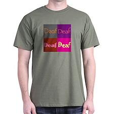 KISS Deaf T-Shirt