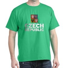 Czech Coat of Arms T-Shirt
