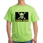 Death Zone Green T-Shirt