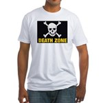 Death Zone Fitted T-Shirt