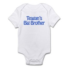 Teagan's Big Brother Onesie