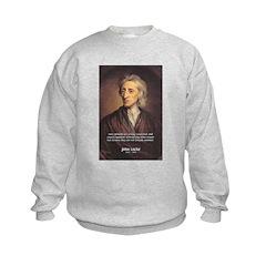 Change and John Locke Kids Sweatshirt