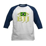 BJJ - Flag - Yellow Tee