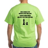 Teach a Child Chess (T-Shirt)