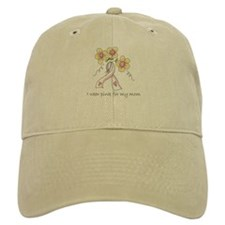 Pink For Mom Baseball Cap