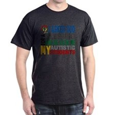 Blessing 5 Autistic Students T-Shirt