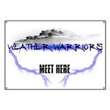 Weather Warriors Meeting Banner