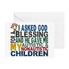 Blessing 5 Autistic and Non-autistic Children Gree