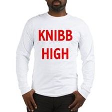 Knibb High Long Sleeve T-Shirt
