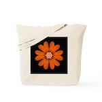 Orange Zinnia I Tote Bag