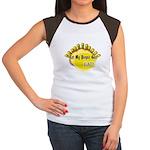 Let my people go! Women's Cap Sleeve T-Shirt