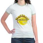 Let my people go! Jr. Ringer T-Shirt
