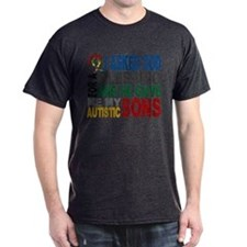 Blessing 5 Autistic Sons T-Shirt