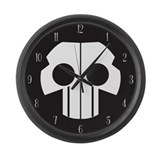Darksmith Emblem Large Wall Clock