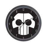 Darksmith Emblem Wall Clock