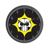 Darksmith/Sunshine Emblem Wall Clock