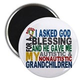 Blessing 5 Autistic & NonAutistic Grandchildren Ma