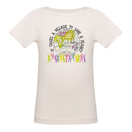 It Takes A Village Organic Baby T-Shirt