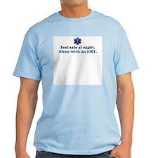 Sleep with an EMT T-Shirt