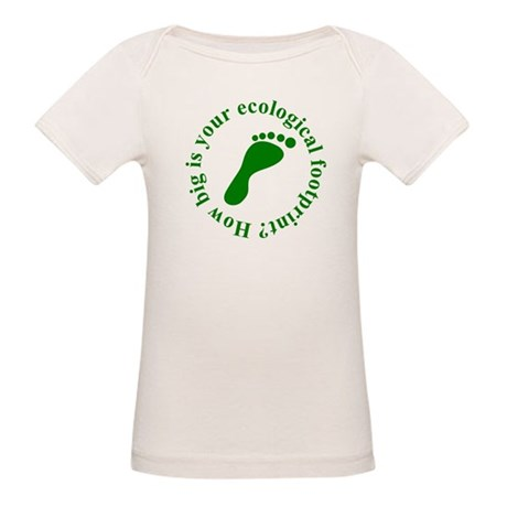 Ecological Footprint T-Shirts Organic Baby T-Shirt