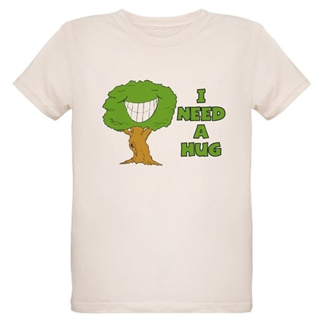I Need A Hug Organic Kids T-Shirt