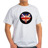 I love Tuvalu Flag T-Shirt