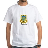 Tuvaluan Coat of Arms Seal Shirt