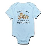 big brother t-shirts monkey Onesie