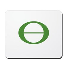 Earth Day Symbol Ecology Symb Mousepad
