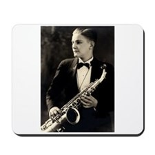 Cute Big band Mousepad