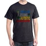 Blessing 5 Autistic Granddaughter T-Shirt
