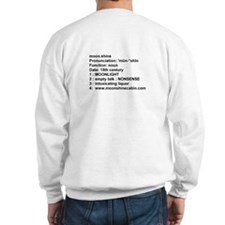 Unique Jersey Sweatshirt
