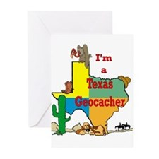 Funny Garmin Greeting Cards (Pk of 10)