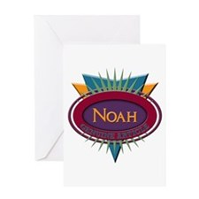 Noah Greeting Card